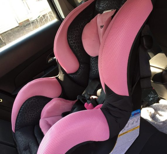 """FINALLY: successful car seat installation check!! And all of the """"need to know"""" info they imparted on me!"""