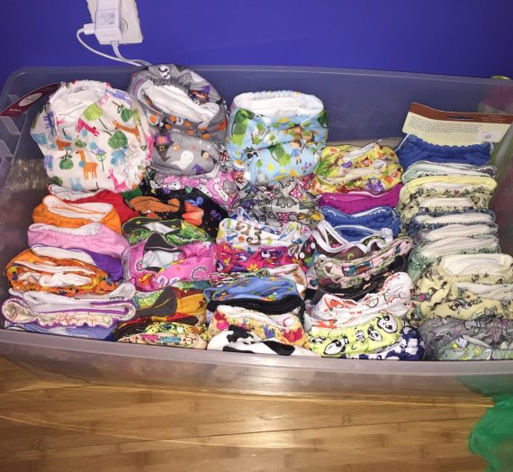 FINALLY: a semi-concise summary of cloth diapering basics