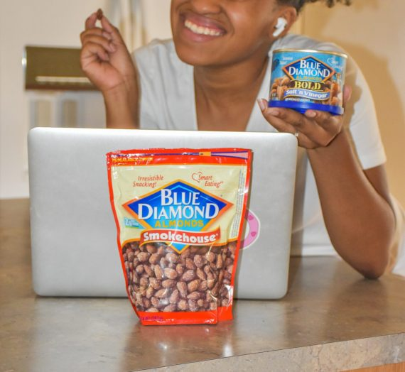 Love Yourself! Heart Healthy Snacks: Blue Diamond Delicious Almonds