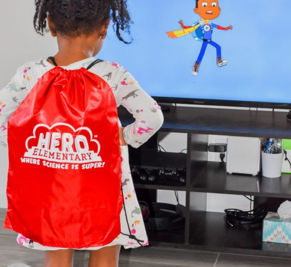 Take a Look! Science Really is Everywhere with Hero Elementary on PBS KIDS