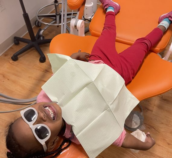Representation In Medicine Matters: Our First Successful Dentist Visit