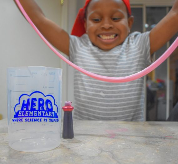 Seeking Answers, Being Heroes, and Making Slime With Hero Elementary